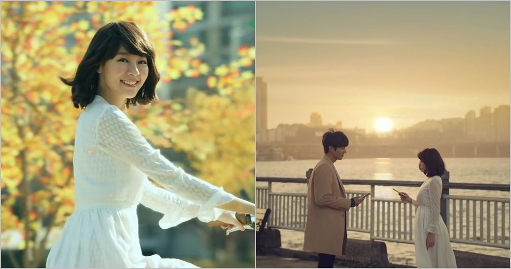 Bikin iri, ini artis cantik Malaysia yang main iklan bareng Lee Min-ho