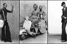 15 Potret gaya pemuda di negara Mali era 60an, dijamin bikin bengong