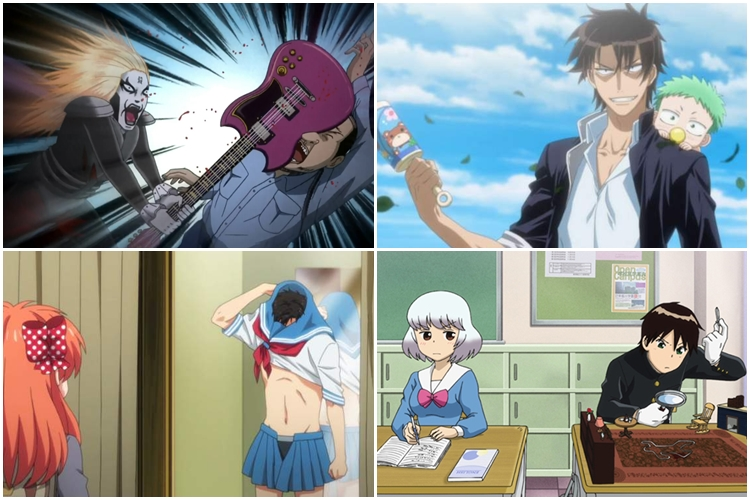 10 Anime Ini Punya Jalan Cerita Yang Kocak Siap Bikin Kamu Ngakak