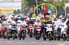 Palestina 'tak suka' benderanya dipakai demo politik di Indonesia