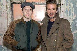 David Beckham tegur aksi putranya di hadapan 10 ribu fans