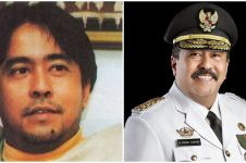 10 Penampilan Rano Karno dari Si Doel hingga jadi Gubernur Banten