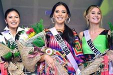 Dapat gelar Miss Phoenix Smile, ini 10 bukti senyum maut Kezia Warouw