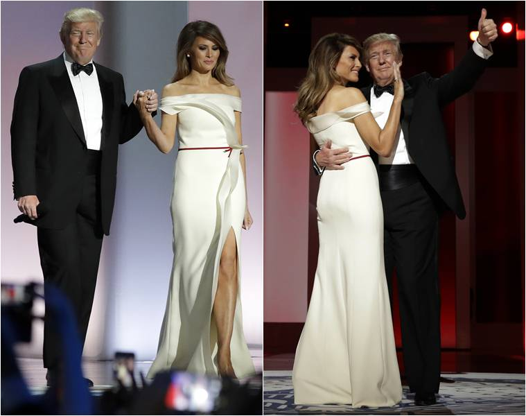 Fashion Melania Trump © 2017 brilio.net