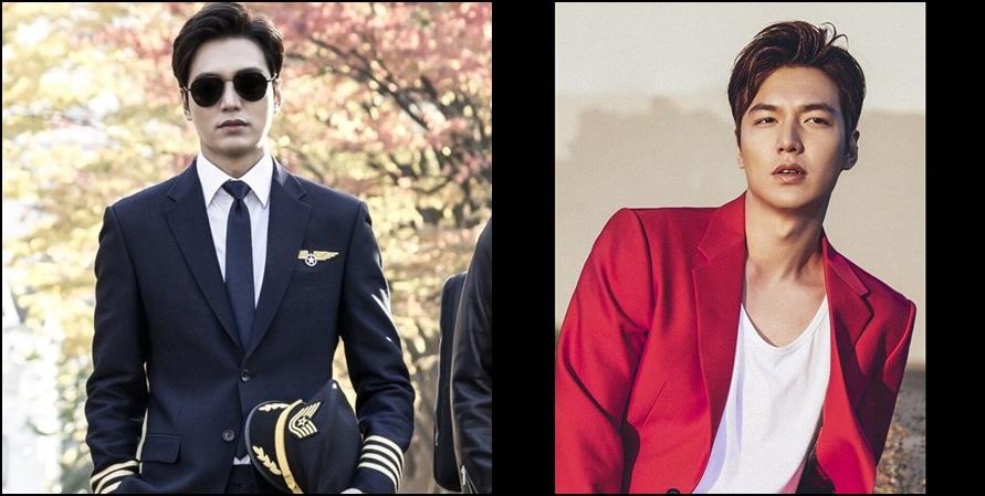12 Foto transformasi Lee Min-ho, benarkah dia oplas?
