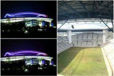 Indonesia punya stadion yang saingi markas Arsenal, ini 10 fotonya