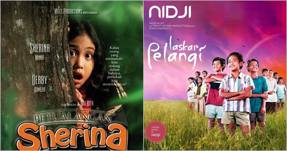 12 OST film Indonesia paling populer sepanjang masa, mana favoritmu?