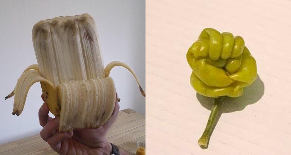 """10 Buah dan sayur ini unik banget, bikin kamu bilang """"yang bener aja?"""""""