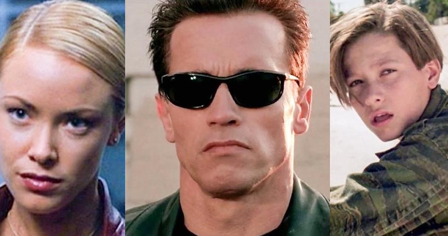 Begini perubahan 7 aktor di film Terminator usai puluhan tahun berlalu