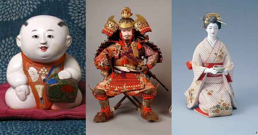 10 Boneka tradisional Jepang ini punya sejarah dan penuh makna a3c0ba9b77