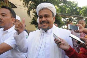 Habib Rizieq ditetapkan jadi tersangka penodaan Pancasila