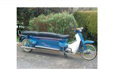 Selain unik, 10 modifikasi sepeda motor ini juga bikin ketawa ngakak