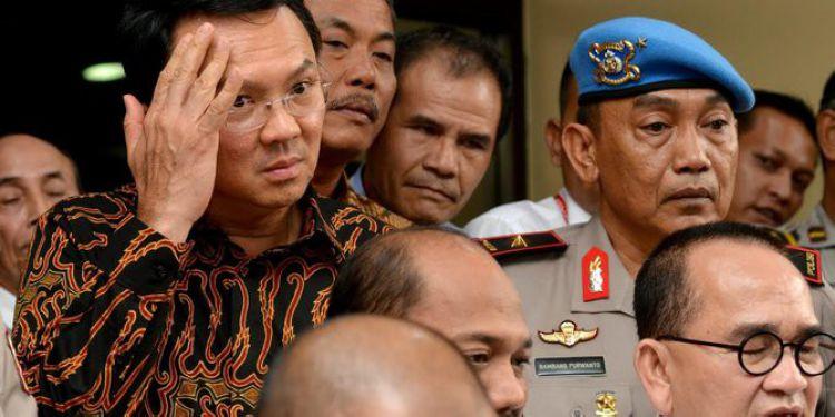 Sidang ke-8 kasus Ahok digelar, polisi kerahkan ribuan personel