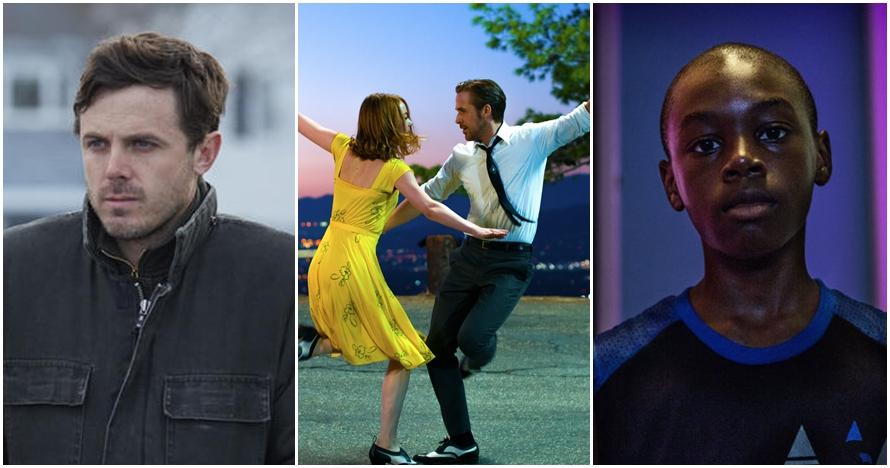 Ini dia prediksi pemenang 8 kategori Oscar 2017, ada film favoritmu?