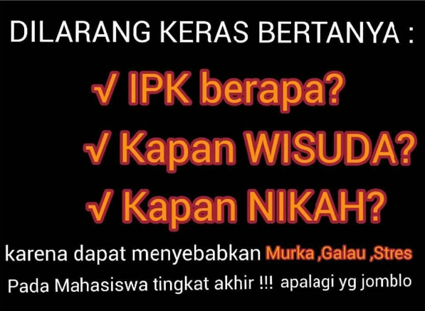 Download Gratis Kata Bijak Mahasiswa Download Gambar Kata