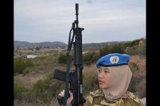 Ismi Arum, pasukan perdamaian PBB berhijab yang siap menjaga hatimu
