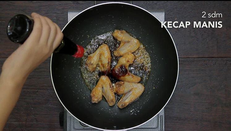 resep ayam wijen © 2017 brilio.net