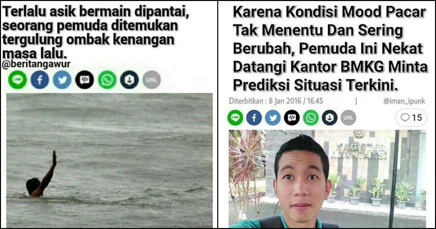 Lagi nih, 12 judul berita ngasal yang bikin ketawa ngakak