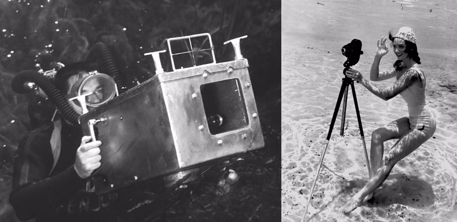 14 Foto underwater pertama di dunia ini hasilnya bikin takjub