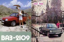 12 Iklan mobil Rusia tahun 50an hingga 80an ini klasik abis