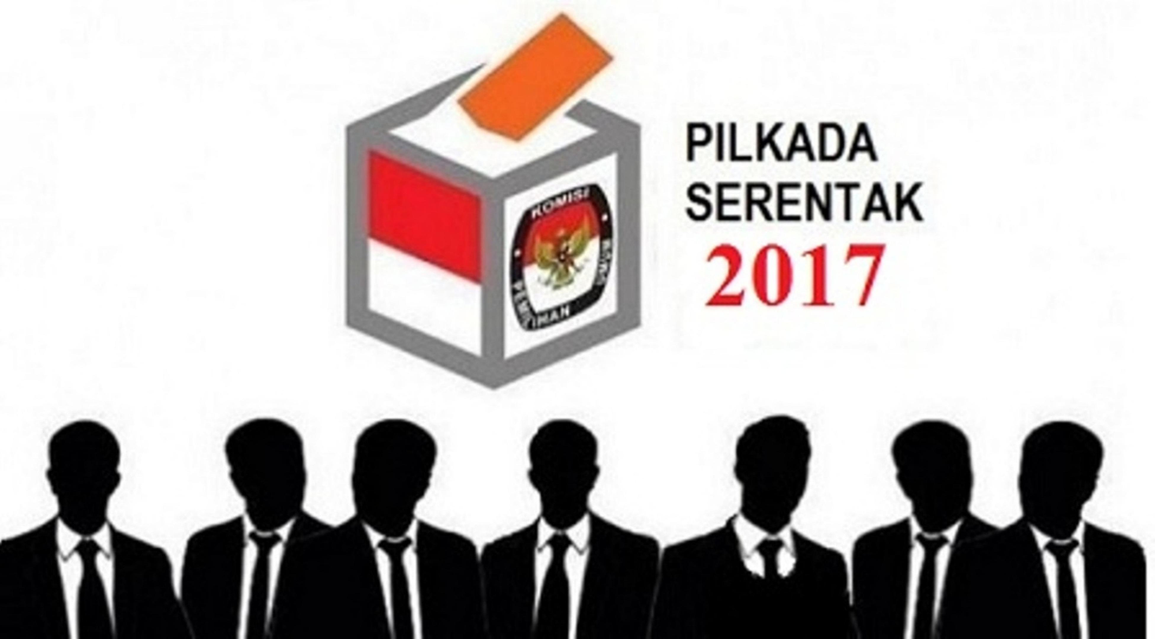 Paslon di 9 daerah ini bakal melawan kotak kosong pada Pilkada 2017