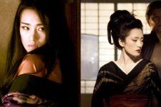 Sudah 51 tahun, kecantikan Hatsumomo 'Memoirs of a Geisha' tak memudar
