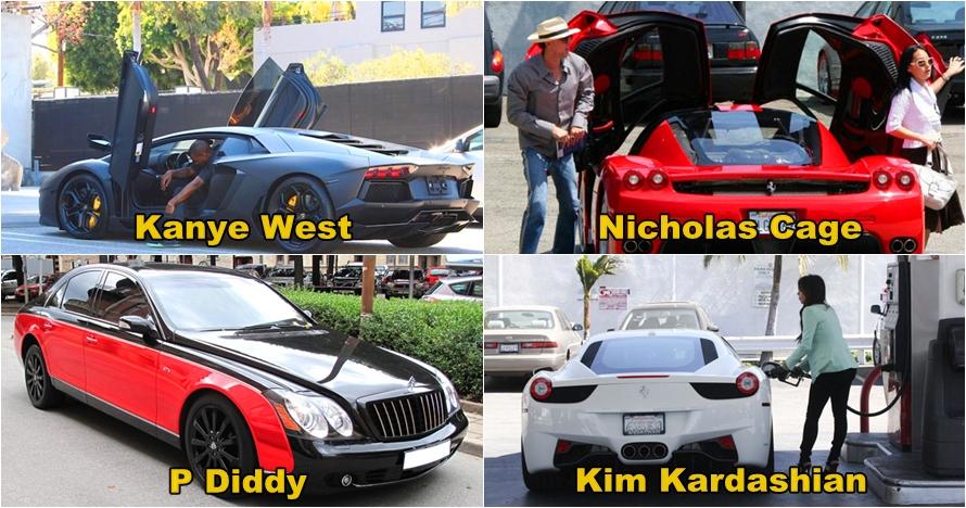 10 Mobil mewah milik artis Hollywood, ada yang seharga Rp 106 miliar