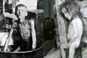 13 Foto mirisnya bencana kelaparan terbesar tahun 1921 di Rusia