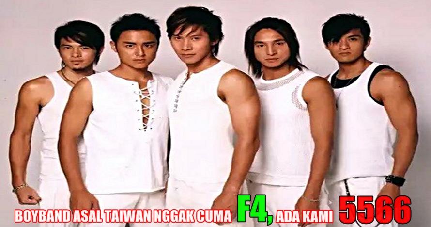 Nggak cuma F4, ini 5 boyband Taiwan yang hits di era 2000an awal