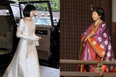 Cantiknya Putri Sayako dari Jepang, rela tinggalkan istana demi cinta