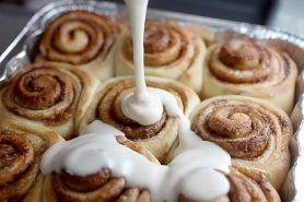 Mau cinnamon rolls ala cafe? Nggak usah beli, mending bikin sendiri