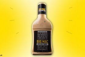 Fantastis, satu botol saus ini dijual dengan harga Rp 133,5 juta