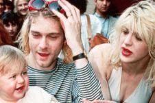 Begini tampilan Frances saat dewasa, putri sang legendaris Kurt Cobain