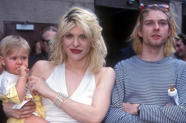 putri Kurt Cobain © 2017 berbagai sumber