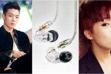Ini harga in ear monitor bintang K-Pop, jarang yang pada tahu kan?