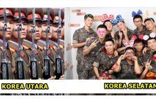 11 Meme ini tunjukkan beda Korea Utara dan Selatan, kontras banget