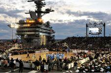 10 Lapangan basket paling wow di dunia, bikin semangat cetak 3 angka