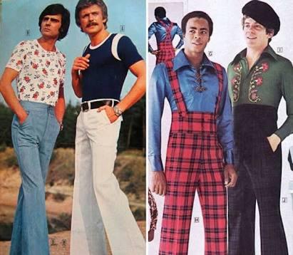 Baju tahun 70-an © 2017 brilio.net
