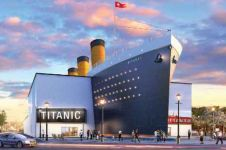 Ingin merasakan sensasi naik kapal Titanic? Siap-siap ke museum ini