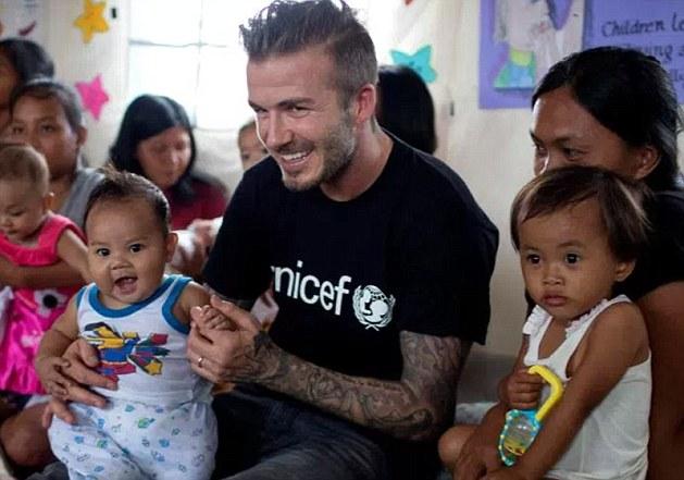 Ini penyebab David Beckham tak jadi mendapat gelar 'Sir'