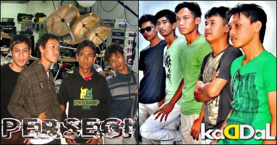 20 Nama band Indonesia ini nyentrik abis, fotonya malah bikin ngakak
