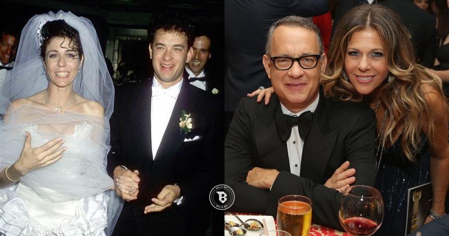 20 Foto kisah cinta Tom Hanks dan Rita Wilson ini marriage goals abis