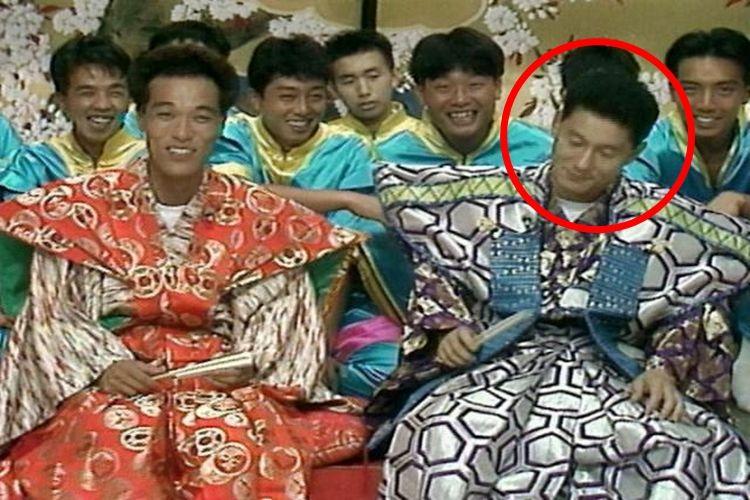 Para host Benteng Takeshi dulu dan sekarang, masih ingat?