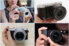 5 Pilihan kamera mirrorless murah tapi nggak murahan