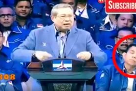 Netizen bela Sekjen Demokrat tertidur saat SBY pidato, itu manusiawi
