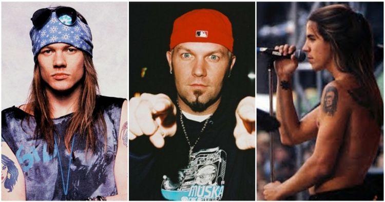 10 Foto perubahan rock star dunia saat debut vs kini, pangling nggak?