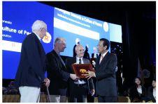 2 Ilmuwan peraih Nobel bidang kesehatan & fisika beri kuliah di UGM