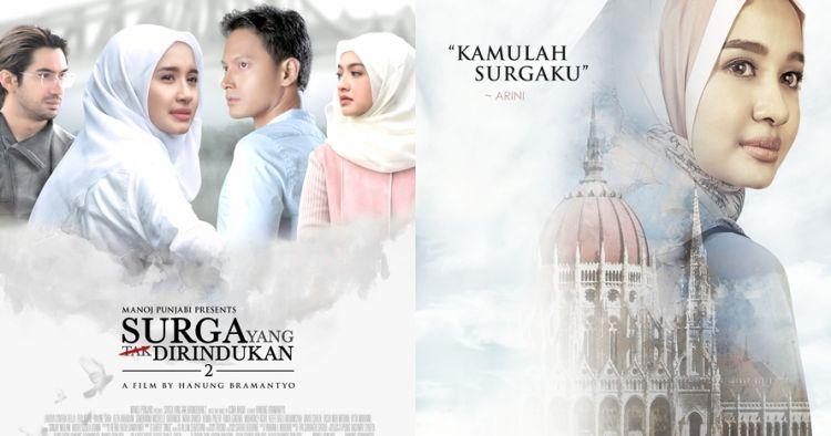 Tayang perdana, film Surga yang Tak Dirindukan 2 diserbu penonton
