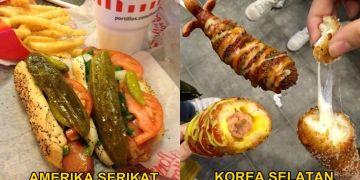 10 Jenis hot dog dari seluruh dunia, paling enak yang mana?