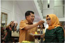 Istri Wapres Jusuf Kalla ultah, perayaan berlangsung sangat sederhana